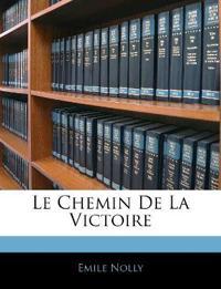 Le Chemin De La Victoire