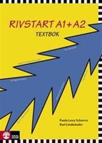 Rivstart : A1+A2 Textbok med cd (mp3)