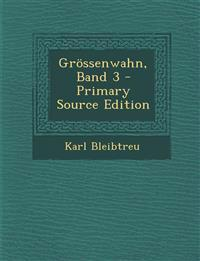 Grössenwahn, Band 3 - Primary Source Edition