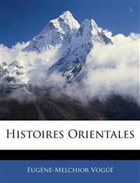 Histoires Orientales