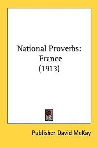 National Proverbs