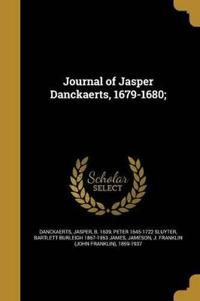 JOURNAL OF JASPER DANCKAERTS 1