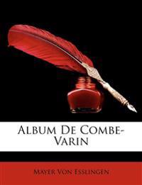 Album de Combe-Varin