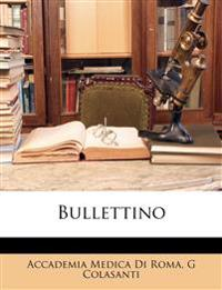 Bullettino