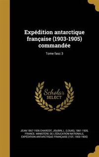 FRE-EXPEDITION ANTARCTIQUE FRA