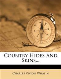 Country Hides and Skins...