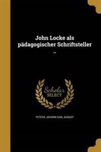 GER-JOHN LOCKE ALS PADAGOGISCH