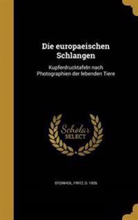 GER-EUROPAEISCHEN SCHLANGEN