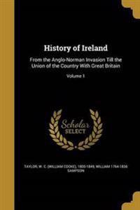 HIST OF IRELAND