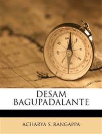 DESAM BAGUPADALANTE