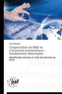 Coop�ration En R D Et Croissance �conomique