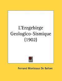 L'erzgebirge Geologico-sismique