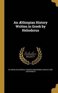 AETHIOPIAN HIST WRITTEN IN GRE