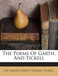 The Poems Of Garth, And Tickell