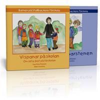 Barnen på Stallbackens Förskola - Bokpaket