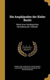 GER-AMPHIPODEN DER KIELER BUCH