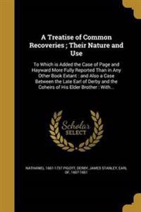 TREATISE OF COMMON RECOVERIES
