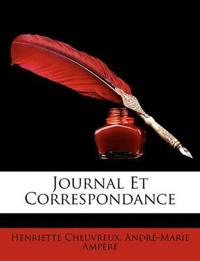 Journal Et Correspondance