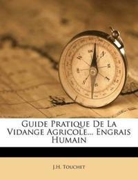 Guide Pratique De La Vidange Agricole... Engrais Humain