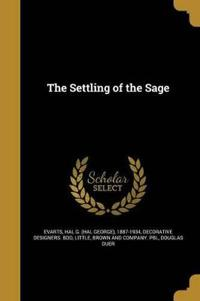 SETTLING OF THE SAGE