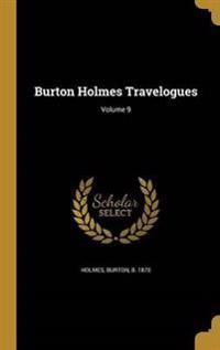 BURTON HOLMES TRAVELOGUES V09