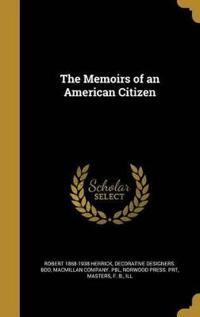 MEMOIRS OF AN AMER CITIZEN
