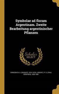 GER-SYMBOLAE AD FLORAM ARGENTI