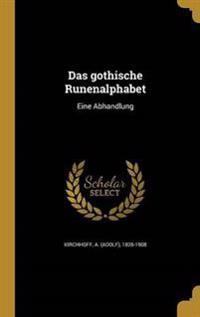 GER-GOTHISCHE RUNENALPHABET