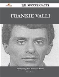 Frankie Valli 178 Success Facts