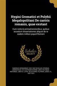 LAT-HYGINI GROMATICI ET POLYBI