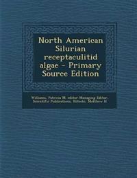 North American Silurian receptaculitid algae