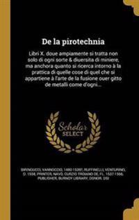 ITA-DE LA PIROTECHNIA