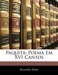 Paquita: Poema Em XVI Cantos