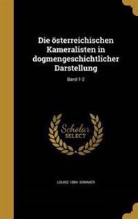 GER-OSTERREICHISCHEN KAMERALIS