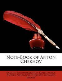 Note-Book of Anton Chekhov