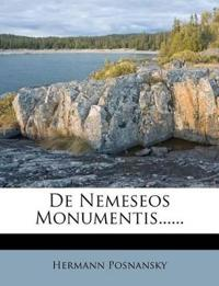 De Nemeseos Monumentis......