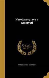 UKR-NARODNA SPRAVA V AMERYSTI
