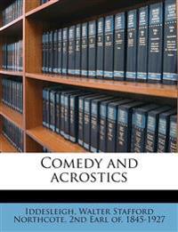 Comedy and acrostics