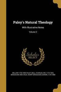 PALEYS NATURAL THEOLOGY