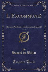 L'Excommunie, Vol. 2