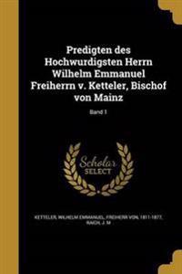 GER-PREDIGTEN DES HOCHWURDIGST