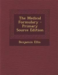 Medical Formulary