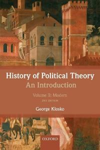 History of Political Theory