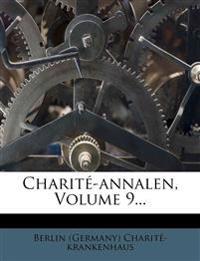 Charité-annalen, Volume 9...