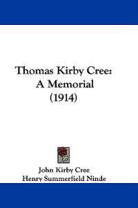 Thomas Kirby Cree