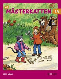 Mästerkatten 1A Grundbok