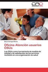 Oficina Atencion Usuarios Osus