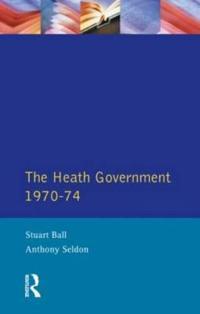 The Heath Government, 1970-1974