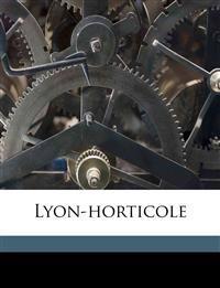 Lyon-horticole Volume 22-23, 1900-1901