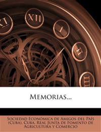 Memorias...